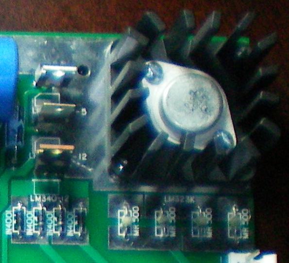old LM323K
