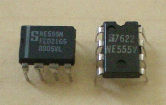 1988 NE555N Next To 1976 NE555V