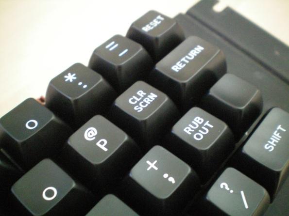 Custom Keys