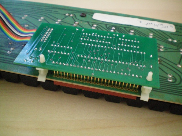 Apple 1 Encoder Card Attached